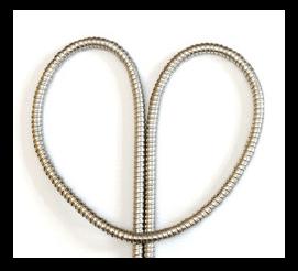 tubing heart