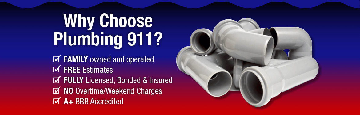Why Choose Plumbing 911