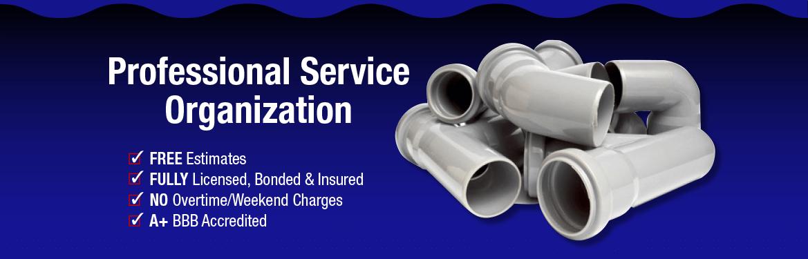 Plumbing 911 Service Organization